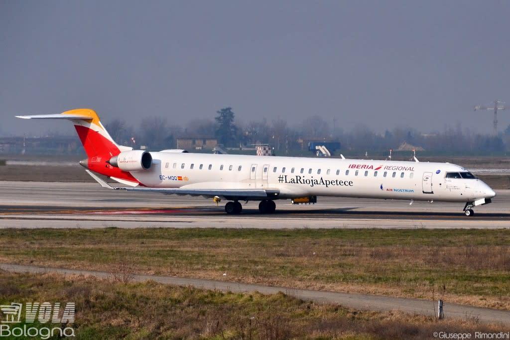 Iberia Regional (Air Nostrum) Canadair Regional Jet CRJ-1000ER