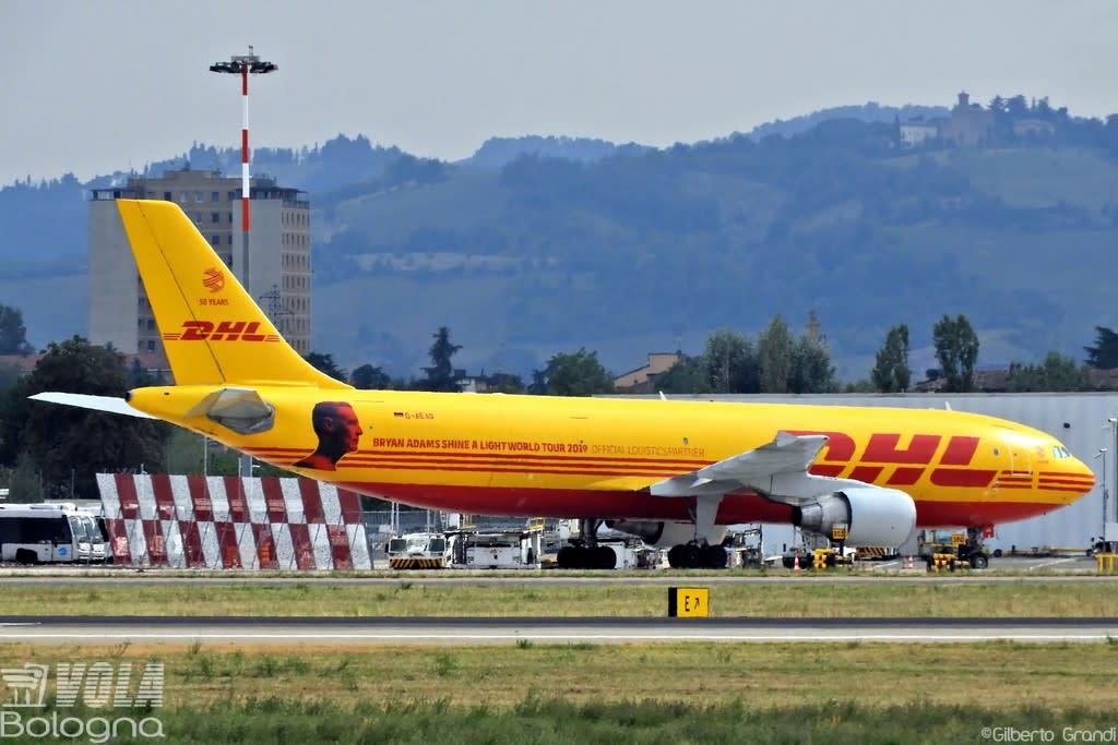 DHL (European Air Transport)  Airbus A300B4-622R(F)