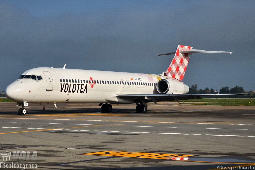 Volotea Air  Boeing 717-2BL