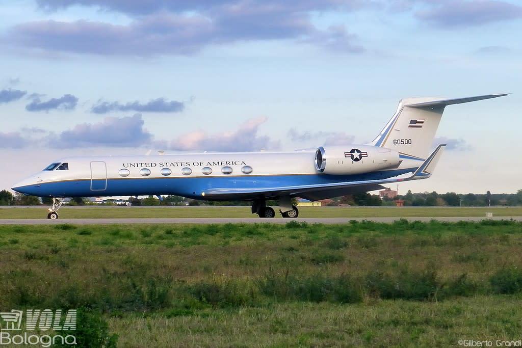 USA - Air Force  Gulfstream Aerospace C-37B (G-V-SP Gulfstream G550)
