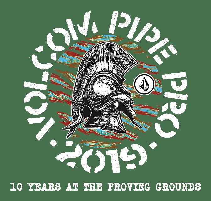 Volcom Pipe Pro Logo