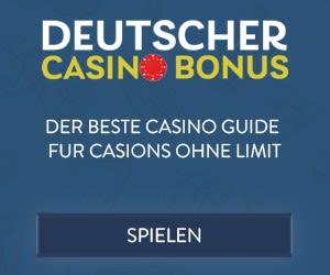Deutsche Casino Bonus