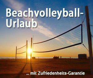 Beachvolleyball Camp mit BeachZeit