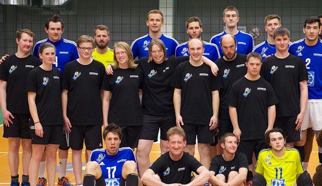 Erstes Testspiel gegen Amriswil - Foto: Günter Kram