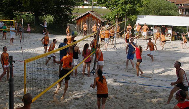 NawaRo Straubing Cup – Beachvolleyball-Turnier und Sommerfest in einem für Unternehmen der  - Foto: Archiv