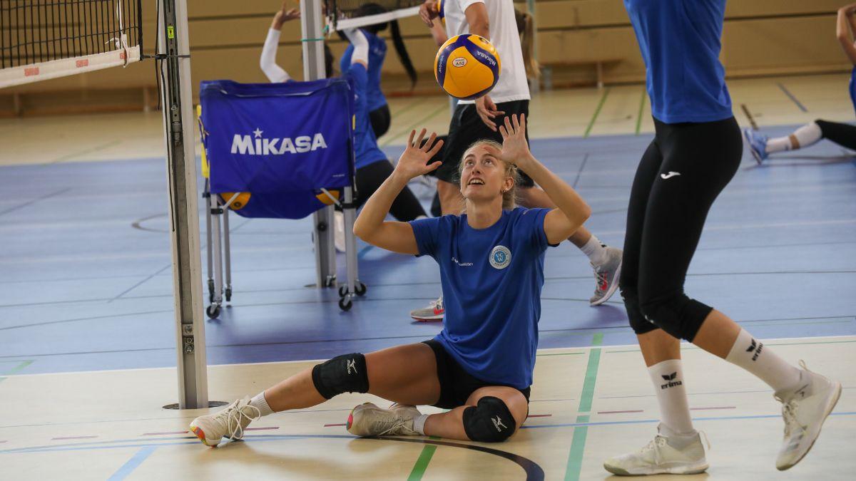 Cool down, Ladies! Trainingsauftakt beim VCW  - Foto: Detlef Gottwald