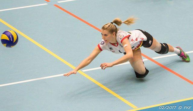 Am vergangenen Samstag mussten sich die SVL-Damen mit einem klaren 3:0 gegen VC Neuwied geschlagen geben - Foto: FKF