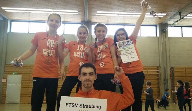 U12 des FTSV gelingt Volleyball-Coup in Germaringen - Foto: Steffen Barth