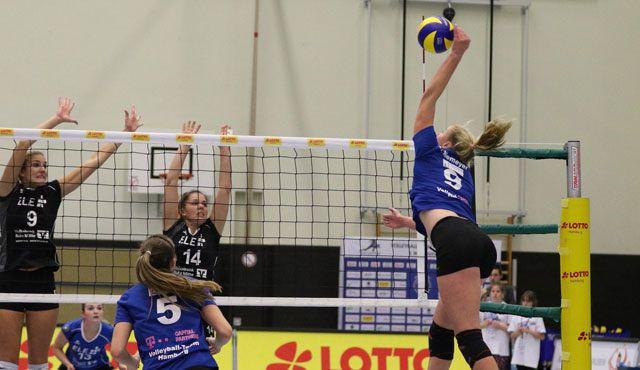 Volleyball-Team Hamburg als Tabellenzweiter zu Gast beim Vizemeister  - Foto: VTH/Lehmann