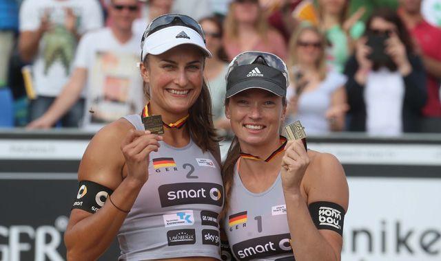 Bronze gewonnen bei den Deutschen Meisterschaften - Foto: HochZwei/Joern Pollex