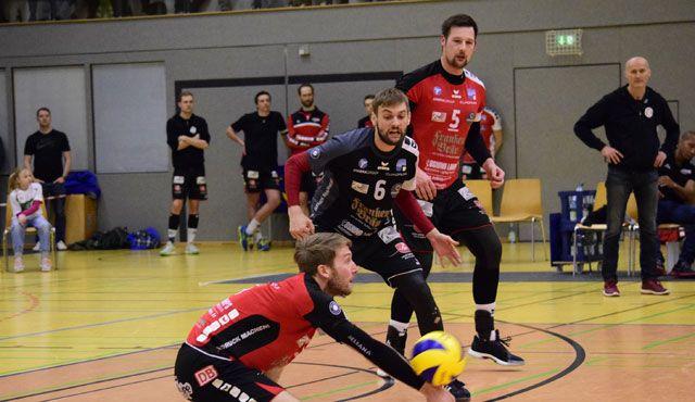 Warum gibt es kein Remis im Volleyball? - Fotos: Till Oschmann