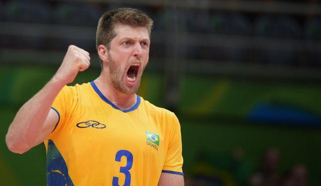 Brasilianisches Gold für die BR Volleys - Foto: FiVB