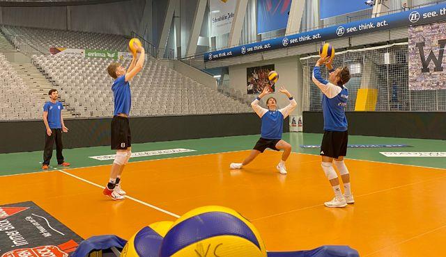 YoungStars trainieren wieder - Foto: Gunthild Schulte-Hoppe