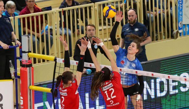 VCW muss erneut Niederlage einstecken - Foto: Detlef Gottwald