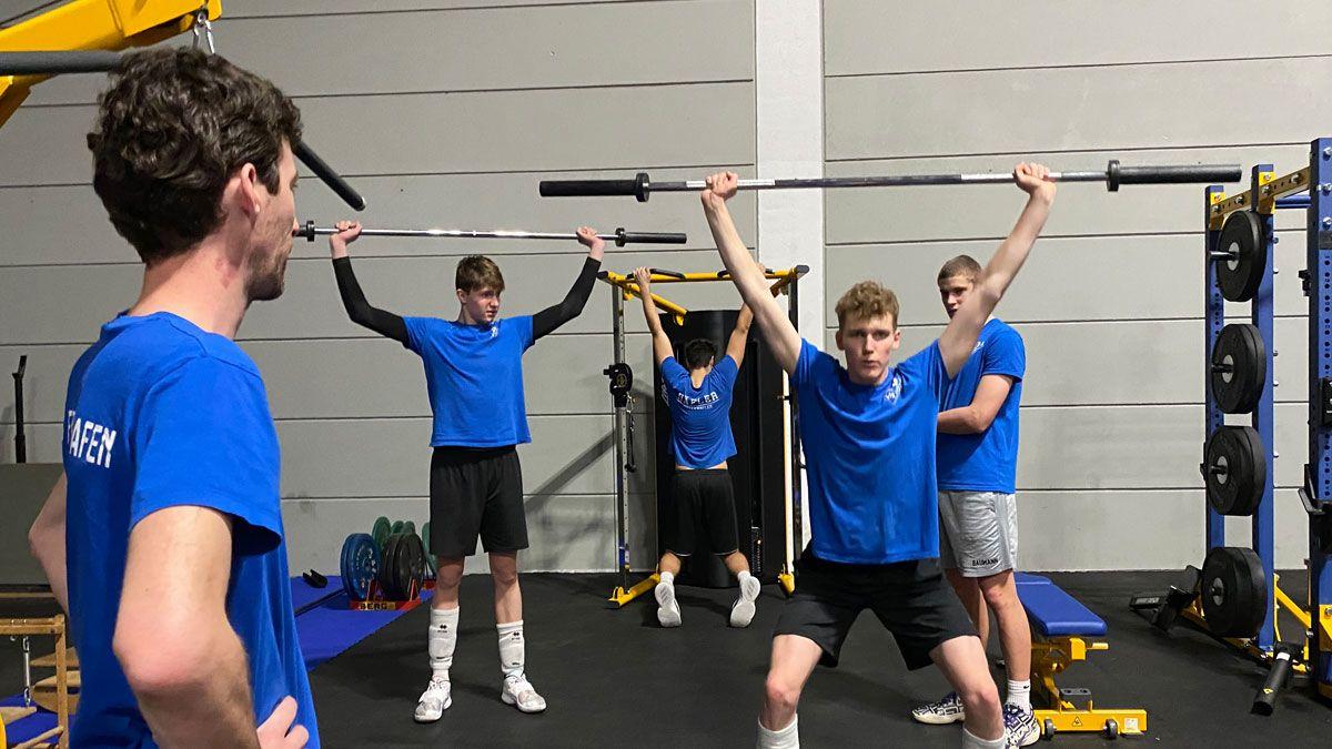 YoungStars steigen gegen Schwaig wieder ein - Foto: Gunthild Schulte-Hoppe