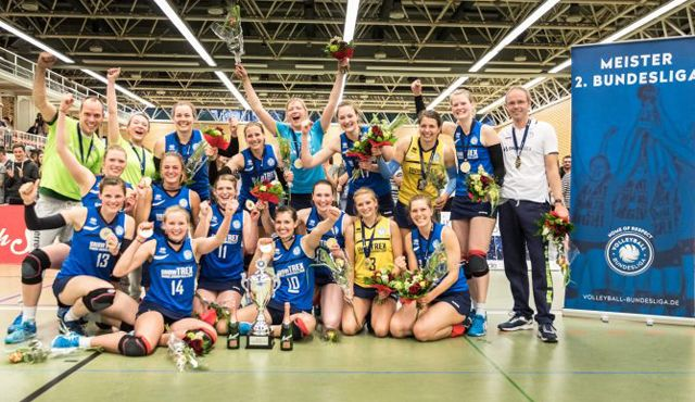DSHS SnowTrex Köln als Kölns Mannschaft des Jahres nominiert - Foto: Martin Miseré