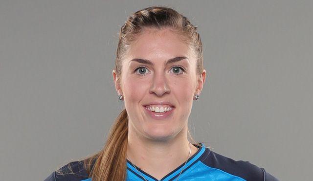 Auch Saskia Radzuweit verlängert beim Volleyball-Team Hamburg - Foto: Agentur Freitag