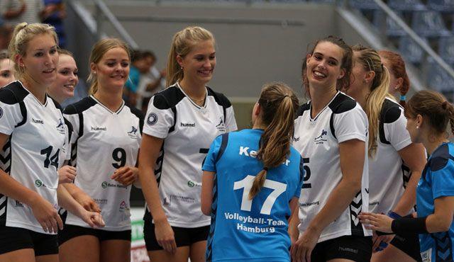 Volleyball-Team Hamburg empfängt Bundesliga Topteam im DVV-Pokal - Foto: VTH/Lehmann