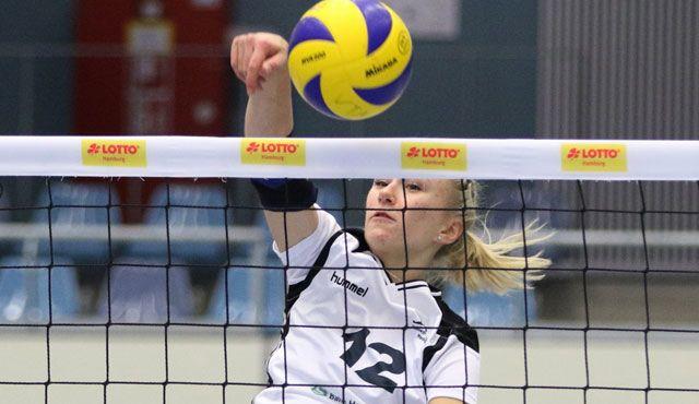 Juliane Köhler bleibt beim Volleyball-Team Hamburg - Foto: VTH/Lehmann