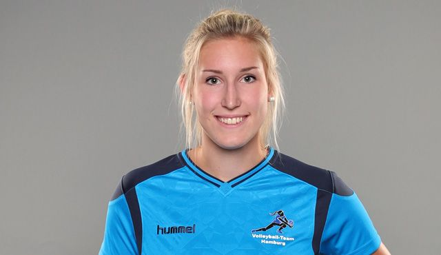 Volleyball-Team Hamburg verlängert auch mit Anisa Sarac - Foto: Agentur Freitag
