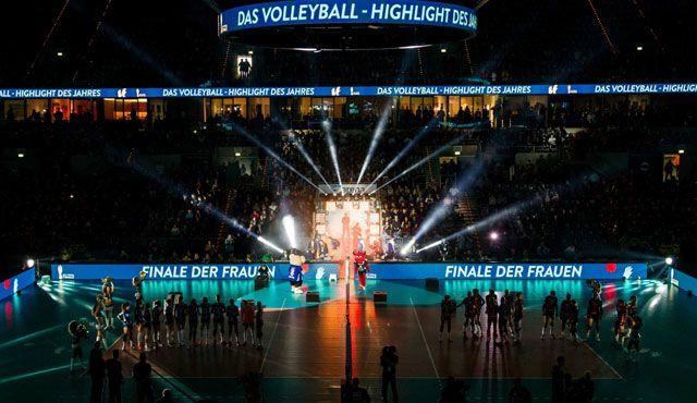 DVV-Pokalfinale findet im Januar statt! - Foto: Nils Wüchner, honorarfrei