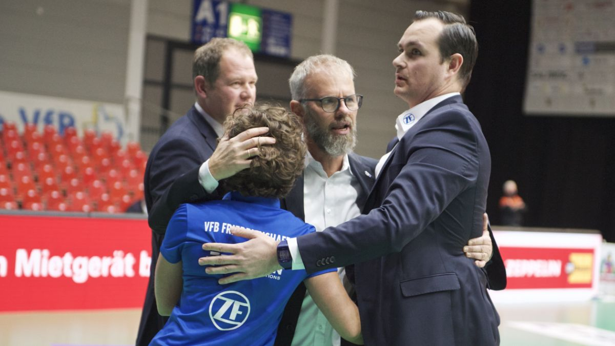 Thomas Ranner vor Debüt als Cheftrainer - Foto: Kram