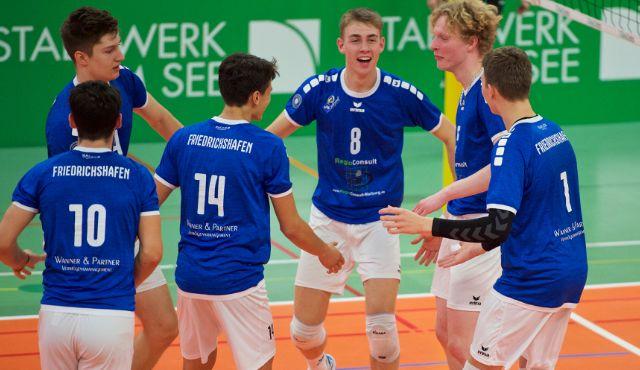 YoungStars spielen gut, aber verlieren - Foto: Günther Kram