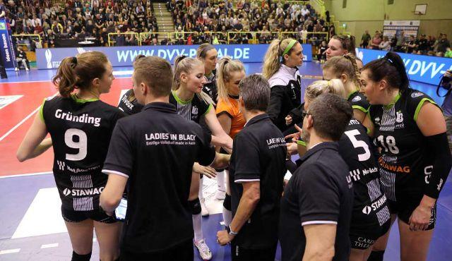 Ladies in Black haben nacheinander Schwerin und Berlin zu Gast - Foto: Ladies in Black Aachen\\ Andreas Steindl