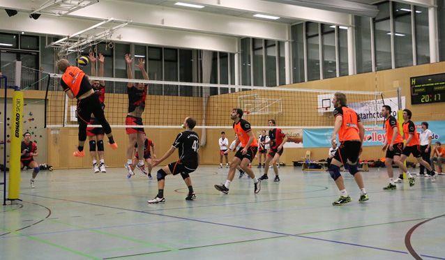 Drei Punkte brauchen die SCF-Volleyballer im Endspurt um den Nichtabstieg - Foto: SC Freising