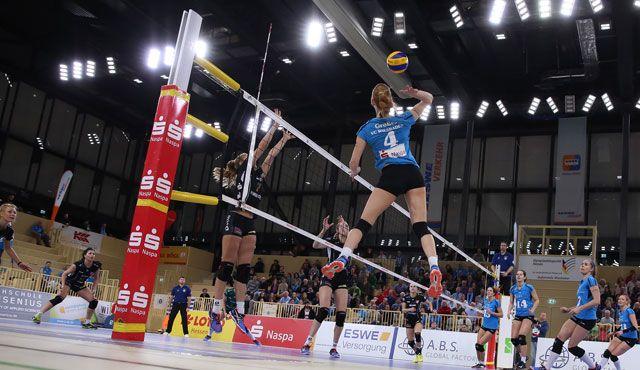Zweiter Auftritt im Europapokal: VCW empfängt Minsk - Foto: Detlef Gottwald