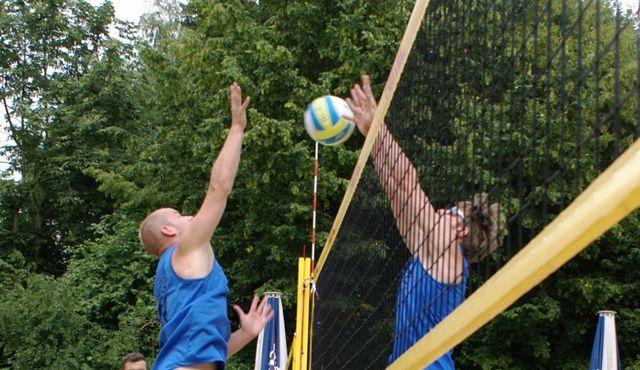 Beste Beachvolleyballer kommen nach Holzwickede  - Foto: PR:Event:Wilberg