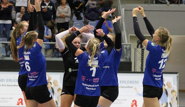 Volleyball-Team Hamburg reist zum Regionalpokal nach Kiel - Foto: VTH Lehmann