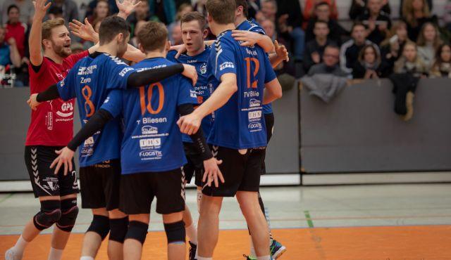 Saisonfinale des TV Bliesen gegen Rottenburg - Foto: TV Bliesen