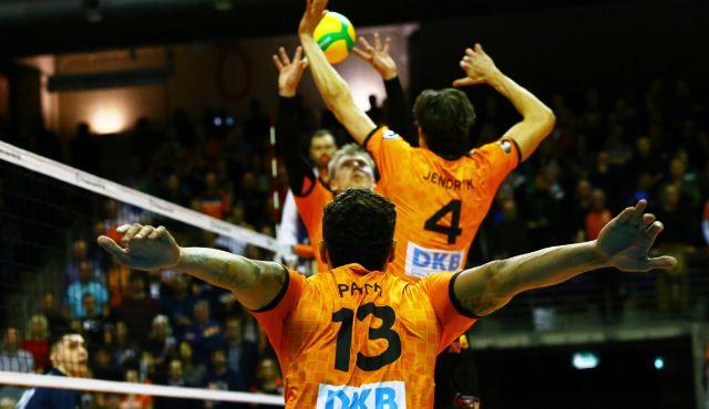 BR Volleys wollen Minimalchance wahren - Foto: Eckhard Herfet