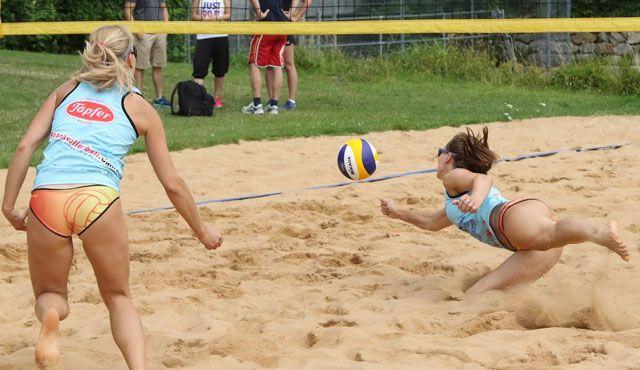 BVV Beach Masters in Augsburg sehr gut besetzt - Foto: Gerwig Löffenlholz