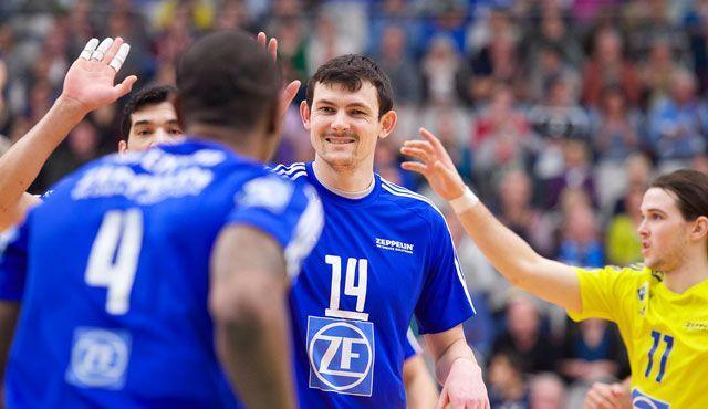 VFB empfängt Mannschaft in Lederhosen - Foto: Gesa Katz