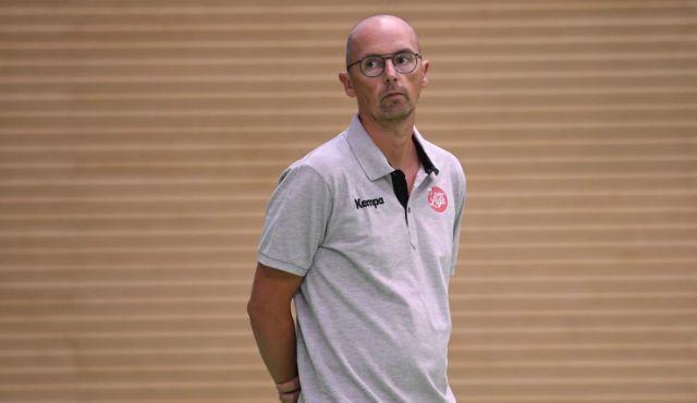 Netzhoppers verpflichten Christophe Achten als neuen Trainer - FOTO: ULMER Pressebildagentur / Moritz Liss
