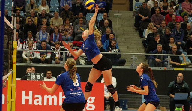 Volleyball-Team Hamburg verliert nach deutlicher  - Foto: VTH/Lehmann