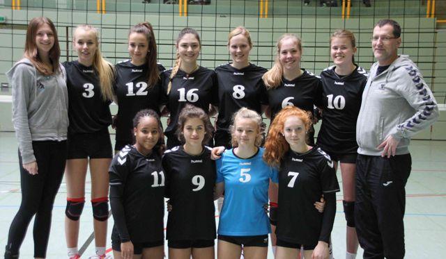 Saisonhöhepunkt Deutsche Meisterschaft: VCW-U18-Volleyballerinnen treten in Offenburg an - Foto: Detlef Gottwald