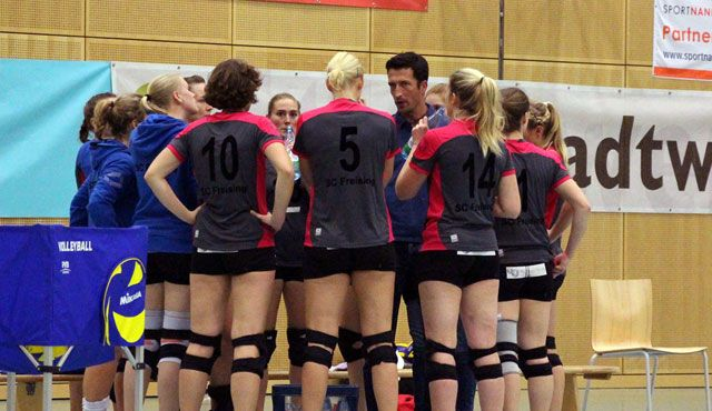 Damen mit wichtigem Sieg gegen Inning, Herren verlieren gegen Spitzenreiter Dresden - Foto: SC Freising