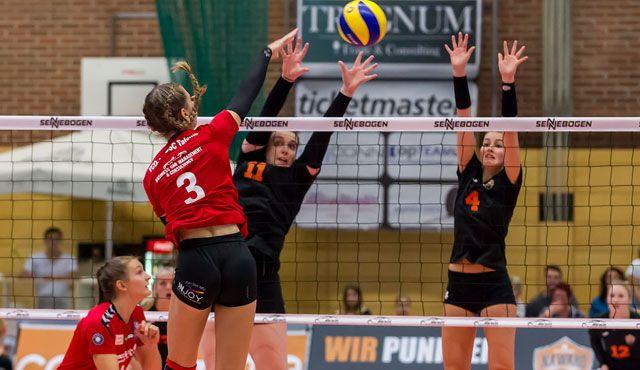 NawaRo fehlt nur noch ein Sieg zum Spiel des Jahres gegen Potsdam - Foto: Schindler