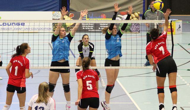 Volleyball-Team Hamburg verliert gegen RPB Berlin 2 - Foto: VT Hamburg/Lehmann