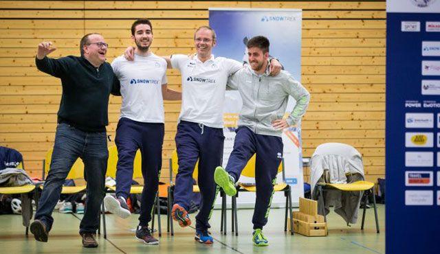 DSHS SnowTrex Köln im letzten Akt des Heimspielmarathons gegen Gladbeck - Foto: Martin Miseré