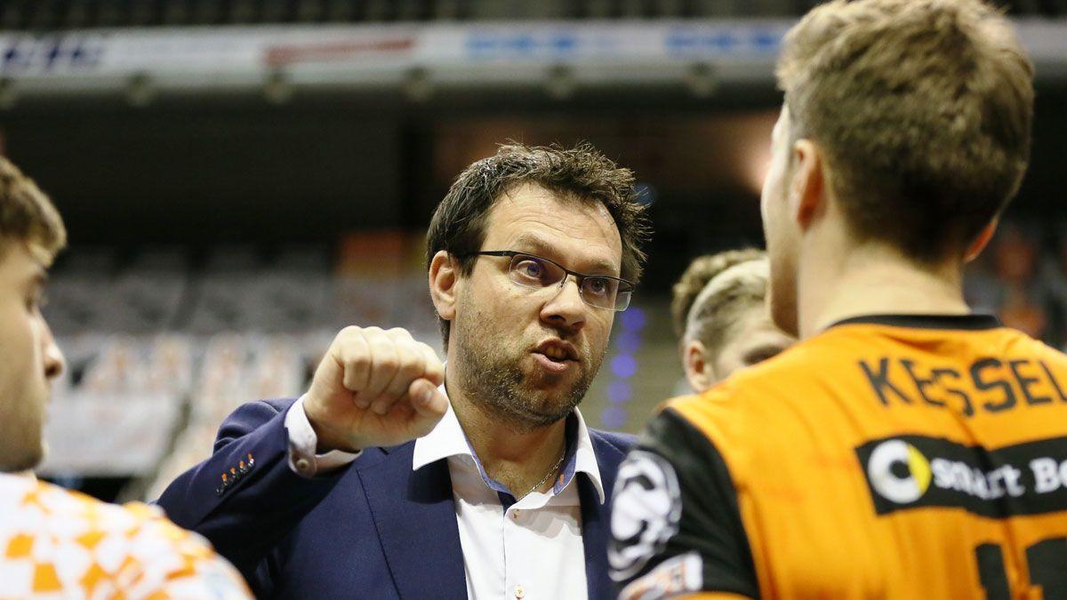 Warmlaufen für die Playoffs - Foto: Eckhard Herfet