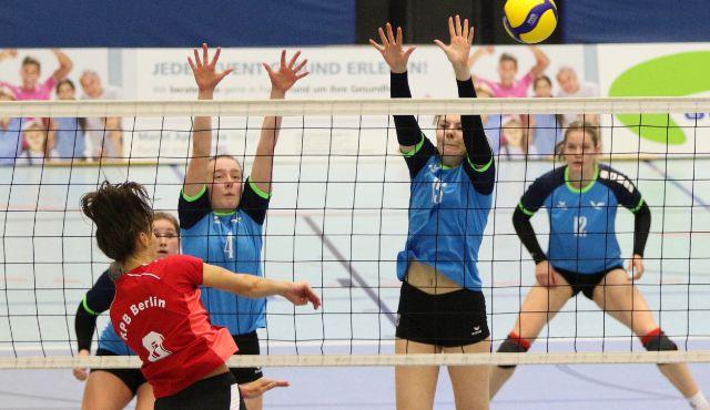 Volleyball-Team Hamburg empfängt Kiel im Nordderby - Foto (Archiv): VT Hamburg/Lehmann