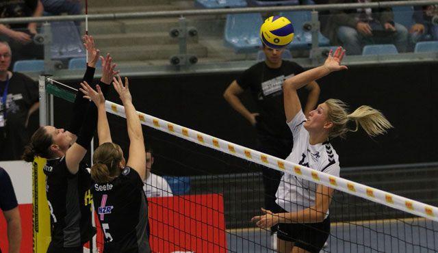 Volleyball-Team Hamburg reist zum Meister - Foto: VTH/Lehmann
