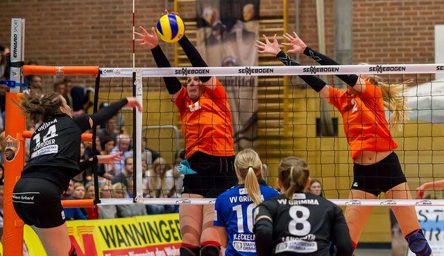 NawaRo Straubings junges Team kämpft tapfer und unterliegt knapp mit 2:3 - Foto: Schindler