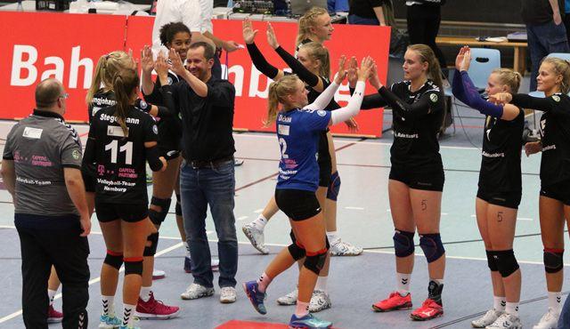 Volleyball-Team Hamburg vor Saisonstart in der zweiten Bundesliga - Foto: VTH Lehmann