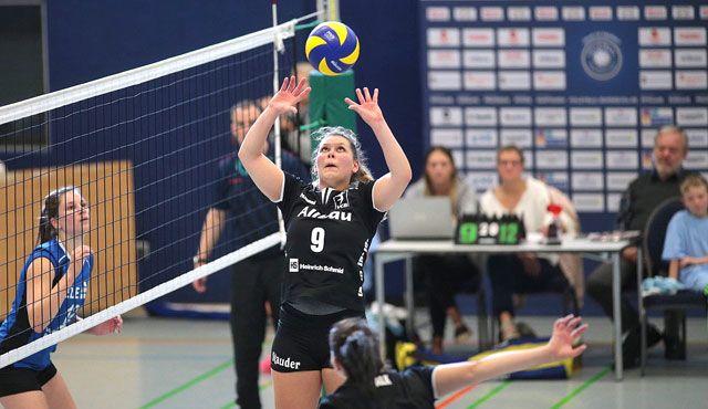Zweites Heimspiel für Essener Volleyballerinnen - Foto: von Jürgen Sabarz