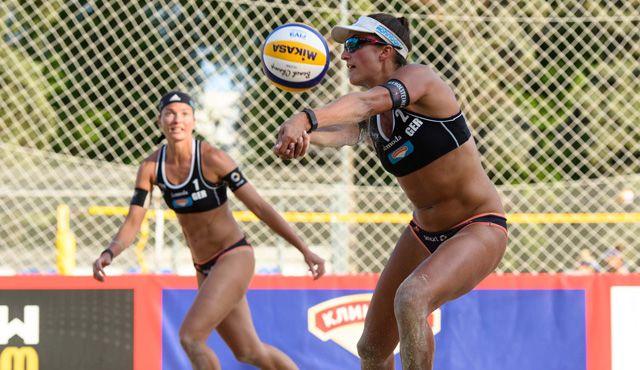 Holtwick/Semmler: Platz 17 beim Grand Slam in Moskau - Foto: FiVB